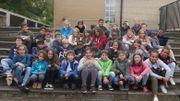 Notre classe niouzz de Woluwé-Saint-Pierre