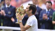 Un Federer expéditif remporte Wimbledon pour la 8ème fois