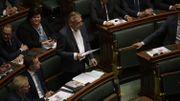 Chambre: Patrick Dewael évite le perchoir pour esquiver le Belang, aucun incident au final
