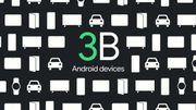 Android est installé sur 3 milliards d'appareils actifs