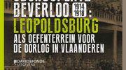 Centenaire de la Première Guerre mondiale - Une exposition et un livre sur le camp de Beverlo pendant la Grande Guerre