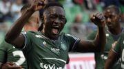 Saint-Etienne en tête, Nice gagne enfin, Lyon fait le spectacle