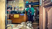 Anny, 79 ans, patronne de l'atelier d'aiguisage d'Arlon