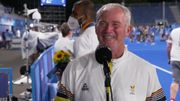 """Shane McLeod : """"Champion du monde, champion d'Europe, champion olympique, gagner les 3 titres, c'est incroyable"""""""