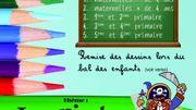 Carnaval des enfants à Arlon : concours de dessins