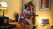 David Lafore, le concert en appartement, pour Francofaune