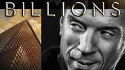 """La série """"Billions"""" rempile pour une deuxième saison sur Showtime"""