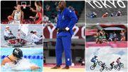 JO Tokyo 2020: 7e nuit à Tokyo avec un tremblement en judo, tout ce qu'il ne fallait pas rater (vidéos)