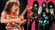 Pas d'Eddie Van Halen dans Kiss