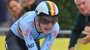 Mondiaux de cyclisme : Florian Vermeersch décroche le bronze en contre-la-montre chez les espoirs, Pejtersen sacré
