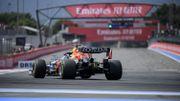F1: Verstappen reprend les commandes en essais libres 2 au GP de France