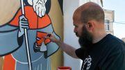 L'Art habite la Ville revient à Mons: 17 nouvelles fresques à découvrir