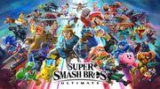 """Les sorties jeux vidéo avec """"Super Smash Bros. Ultimate"""", """"Just Cause 4"""", """"Thronebreaker"""" sur console"""