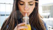 Méfiez-vous des promesses des jus de fruits ou thés glacés