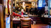 Pour cette première journée, nous nous sommes rendus au Scotch In, le bistrot où, tous les matins, les anciens viennent boire leur café et commenter les nouvelles du jour.