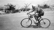 Georges Lemaire dans le Col de Braus, le 9 juillet 1933