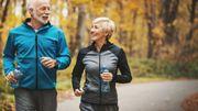 Les Belges courent en moyenne 31 kilomètres par mois