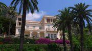 A Menton, la ville du citron, visite de Villa Serena