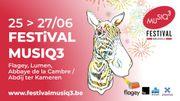Le Festival Musiq3 fête ses 10 ans avec une programmation festive !