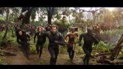 """Record pour """"Avengers : Infinity War"""" grâce à son trailer"""