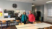 Christine Pireaux et Thierry Michel, les auteurs de L'école de l'impossible