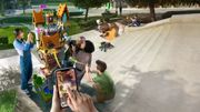 Minecraft Earth : la déclinaison en réalité augmentée du célèbre jeu est disponible en Belgique