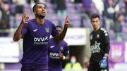 Pro League: Anderlecht bat Seraing et s'offre une première victoire cette saison