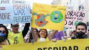 La marche pour le climat soutenue