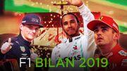 Bilan F1 2019 : Hamilton au sommet de son art, les jeunes loups montrent les crocs
