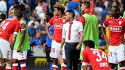 """Ferrera : """"Le Standard peut être fier de ce que les joueurs ont montré à Bruges"""""""