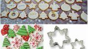 Le Flash tendance de Candice: la déco biscuitée de Noël