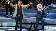 Rod Stewart repart avec Cindy Lauper