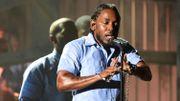 Kendrick Lamar enflamme les Grammys en évoquant les Noirs en prison
