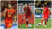 Les choix de Martinez: Witsel, Chadli, mais ni Yari ni Fellaini