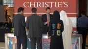 """Christie's veut des ventes aux enchères à des prix """"réalistes"""""""