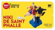 Niki de Saint Phalle investit Mons