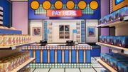 Le Design Museum de Londres se transforme en superette