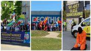 Guantánamo, Tigré, Iran: plusieurs manifestations accueillent Joe Biden à Bruxelles