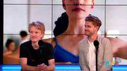 """Emission """"5h"""" spéciale pour la sortie du film """"Girl"""", avec Lukas Dhont et Victor Polster (vidéo)"""