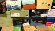 Mobilisation pour l'opération Shoe Box
