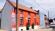 Inauguration de la maison de Vincent Van Gogh à Wasmes après restauration
