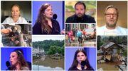 Artistes, chroniqueurs, auditeurs: tous mobilisés en hommage aux victimes des inondations