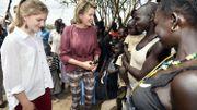 Participation surprise de la princesse Elisabeth à sa première mission au Kenya