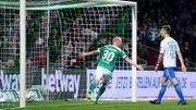 Brême bat Wolfsburg avec Casteels et rejoint Dortmund en tête