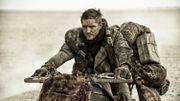 "Tom Hardy prend la route dans ""Mad Max: Fury Road"""