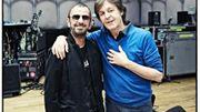 McCartney félicite Ringo Starr
