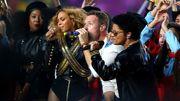 Super Bowl - Coldplay, Beyoncé et Bruno Mars font le show