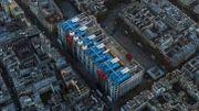 Le Centre Pompidou se visite en ligne