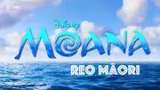 Le film Vaiana ressort dans les salles néo-zélandaises en maori