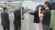 Visite de la fabrique de tissus Vitale Barberis Canonico